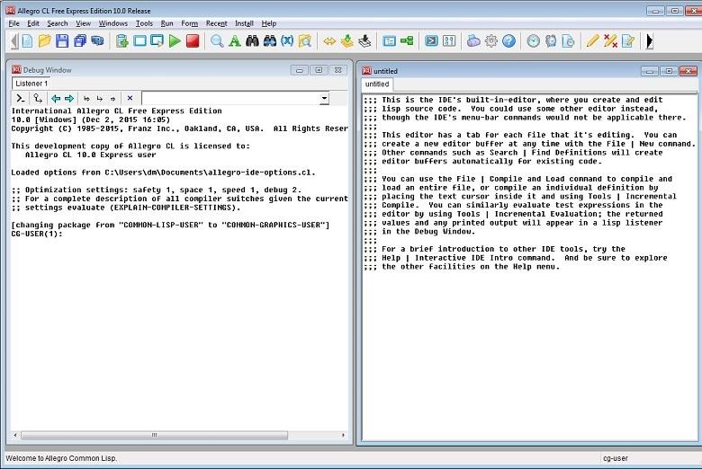 compilateur lisp