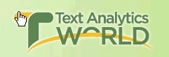 Text Analytics World Logo
