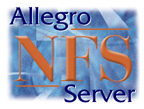 Allegro NFS for Windows Logo