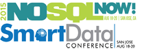 NoSQL-Smart Data Logo